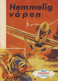 Cover Thumbnail for Commandoes (Fredhøis forlag, 1962 series) #v2#15
