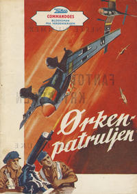 Cover Thumbnail for Commandoes (Fredhøis forlag, 1962 series) #v2#19