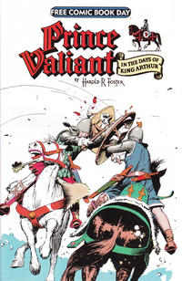 Cover Thumbnail for Prince Valiant: Free Comic Book Day Special Edition (Fantagraphics, 2013 series)