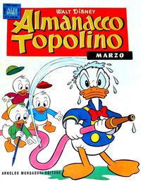 Cover Thumbnail for Almanacco Topolino (Arnoldo Mondadori Editore, 1957 series) #27