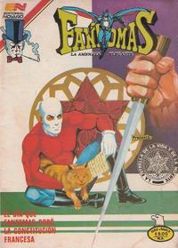 Cover Thumbnail for Fantomas (Editorial Novaro, 1969 series) #569