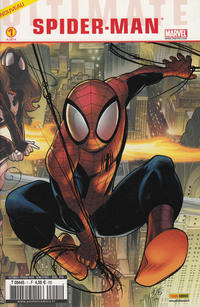 Cover Thumbnail for Ultimate Spider-Man (Panini France, 2010 series) #1