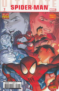 Cover Thumbnail for Ultimate Spider-Man (Panini France, 2010 series) #7