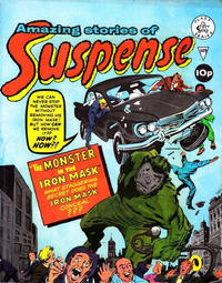 Cover Thumbnail for Amazing Stories of Suspense (Alan Class, 1963 series) #149