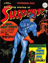 Cover Thumbnail for Amazing Stories of Suspense (Alan Class, 1963 series) #63