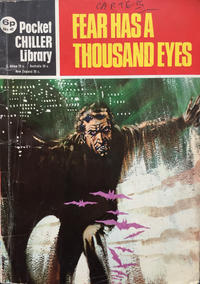 Cover Thumbnail for Pocket Chiller Library (Thorpe & Porter, 1971 series) #40