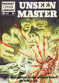 Cover Thumbnail for Pocket Chiller Library (Thorpe & Porter, 1971 series) #65