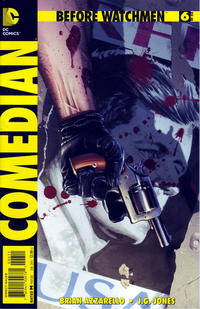 Cover Thumbnail for Before Watchmen: Comedian (DC, 2012 series) #6