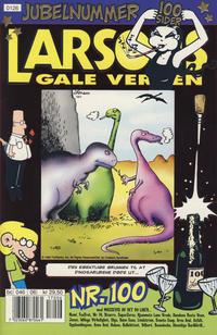 Cover Thumbnail for Larsons gale verden (Bladkompaniet / Schibsted, 1992 series) #6/2001