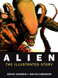 Cover Thumbnail for Alien: The Illustrated Story (Titan, 2012 series)