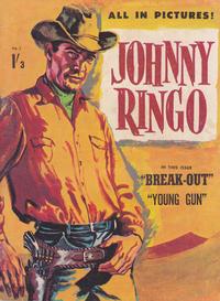 Cover Thumbnail for Johnny Ringo (Magazine Management, 1960 ? series) #1