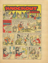 Cover Thumbnail for Knockout (Amalgamated Press, 1939 series) #397