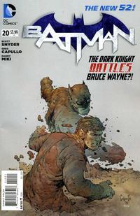 Cover Thumbnail for Batman (DC, 2011 series) #20 [Direct Sales]