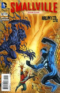 Cover Thumbnail for Smallville Season 11 (DC, 2012 series) #12