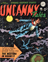 Cover Thumbnail for Uncanny Tales (Alan Class, 1963 series) #5