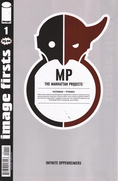 Cover for Image Firsts: Manhattan Projects (Image, 2012 series) #1