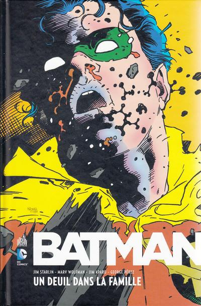 Cover for Batman - Un deuil dans la famille (Urban Comics, 2013 series)