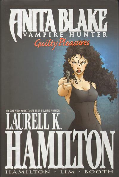 Cover for Anita Blake, Vampire Hunter: Guilty Pleasures (Marvel, 2007 series) #2