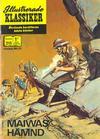 Cover for Illustrerade klassiker (Williams Förlags AB, 1965 series) #213 - Maiwas hämnd