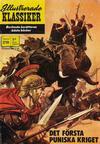 Cover for Illustrerade klassiker (Williams Förlags AB, 1965 series) #219 - Det första puniska kriget
