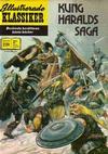 Cover for Illustrerade klassiker (Williams Förlags AB, 1965 series) #220 - Kung Haralds saga