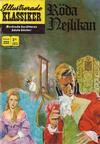 Cover for Illustrerade klassiker (Williams Förlags AB, 1965 series) #222 - Röda nejlikan