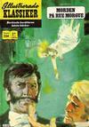 Cover for Illustrerade klassiker (Williams Förlags AB, 1965 series) #224 - Morden på Rue Morgue