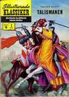 Cover for Illustrerade klassiker (Illustrerade klassiker, 1956 series) #16 [HBN 16] (1:a upplagan) - Talismanen