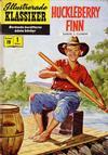 Cover for Illustrerade klassiker (Illustrerade klassiker, 1956 series) #19 [HBN 32] (1:a upplagan) - Huckleberry Finn