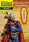 Cover for Illustrerade klassiker (Illustrerade klassiker, 1956 series) #22 [HBN 32] (1:a upplagan) - Macbeth