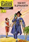 Cover for Illustrerade klassiker (Illustrerade klassiker, 1956 series) #23 [HBN 32] (1:a upplagan) - Skattkammarön