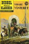 Cover for Illustrerade klassiker dubbelnummer (Illustrerade klassiker, 1958 series) #2