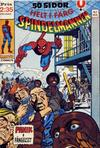 Cover for Spindelmannen (Red Clown, 1974 series) #2/1975