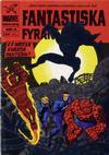 Cover for Marvelserien (Williams Förlags AB, 1967 series) #4