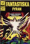 Cover for Marvelserien (Williams Förlags AB, 1967 series) #6