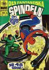 Cover for Marvelserien (Williams Förlags AB, 1967 series) #19
