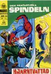 Cover for Marvelserien (Williams Förlags AB, 1967 series) #22