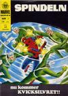Cover for Marvelserien (Williams Förlags AB, 1967 series) #31