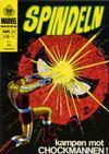 Cover for Marvelserien (Williams Förlags AB, 1967 series) #32