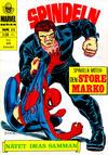 Cover for Marvelserien (Williams Förlags AB, 1967 series) #35