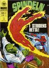 Cover for Marvelserien (Williams Förlags AB, 1967 series) #37