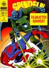 Cover for Marvelserien (Williams Förlags AB, 1967 series) #38