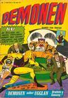 Cover for Demonen (Centerförlaget, 1966 series) #2/1966