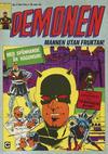 Cover for Demonen (Centerförlaget, 1966 series) #2/1967
