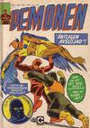 Cover for Demonen (Centerförlaget, 1966 series) #4/1967
