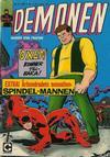 Cover for Demonen (Centerförlaget, 1966 series) #6/1967