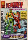 Cover for Demonen (Centerförlaget, 1966 series) #7/1967