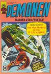 Cover for Demonen (Centerförlaget, 1966 series) #11/1967