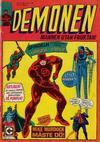 Cover for Demonen (Centerförlaget, 1966 series) #12/1967