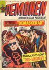 Cover for Demonen (Centerförlaget, 1966 series) #1/1968